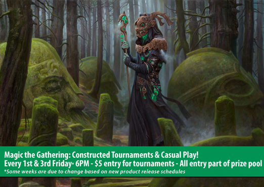 Magic the Gathering: Constructed