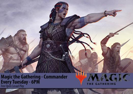 Magic the Gathering: Commander