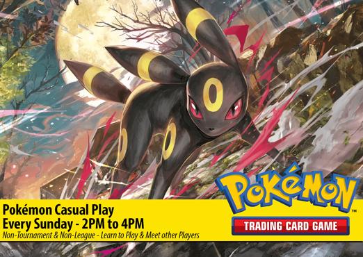 Pokemon Casual